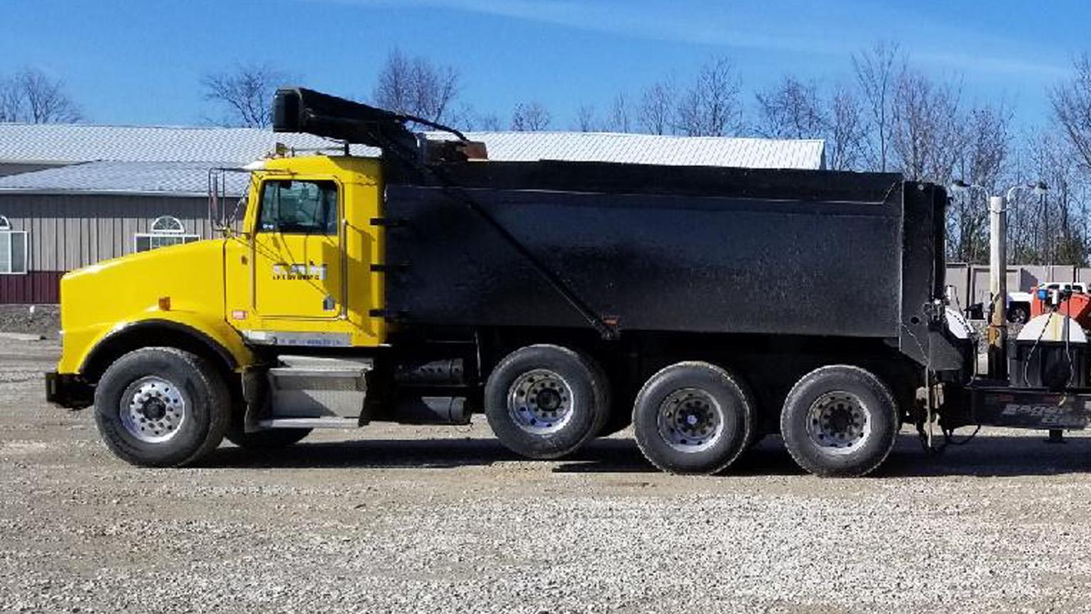 CRM - Dump Truck Hauling